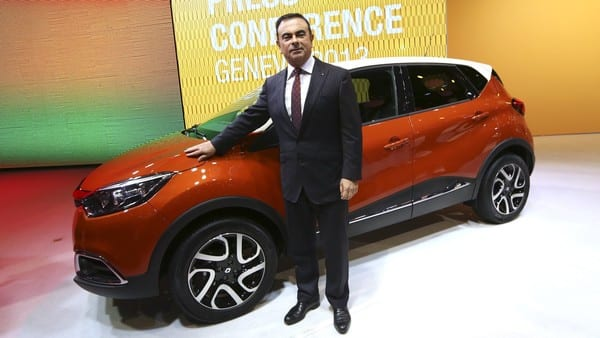 Renault yükselişte