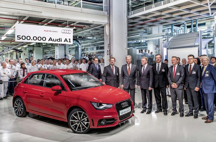 500 bininci Audi A1