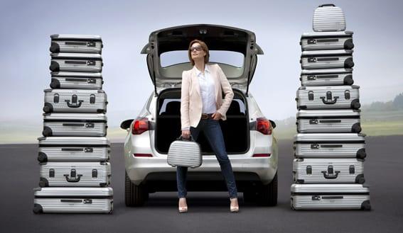 Opel'in SW geleneği Astra Sports Tourer ile sürüyor