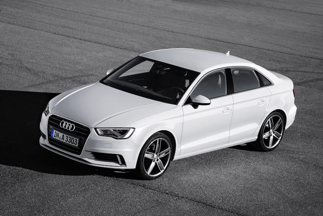 Audi A3 www.e-motoring.com