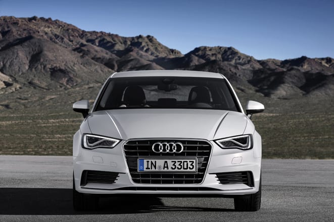A3 Sedan'ın ilk ödülü 'Altın Direksiyon'