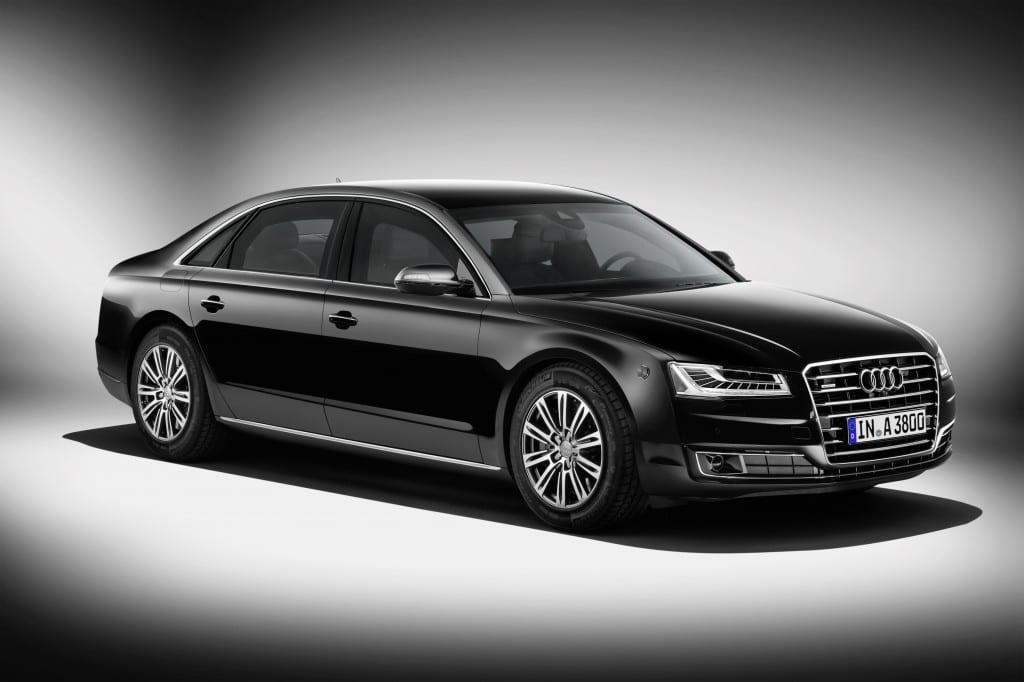 Audi A8 L Security www.e-motoring.com