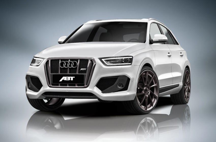 abt, Audi'lerin gücüne güç katıyor