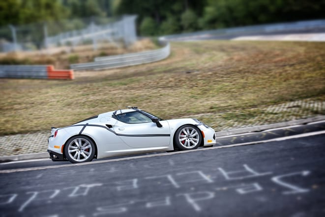 ALFA ROMEO 4C www.e-motoring.com