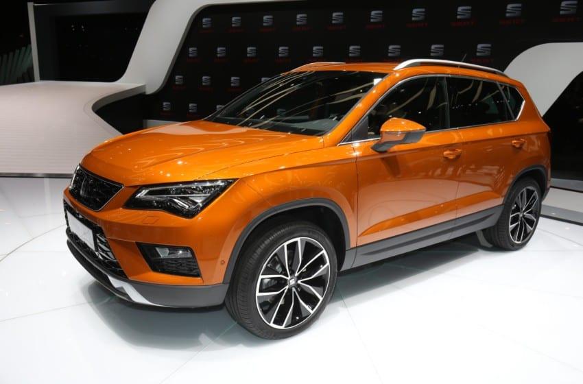 SEAT'ın ilk SUV'u Cenevre'de tanıtıldı