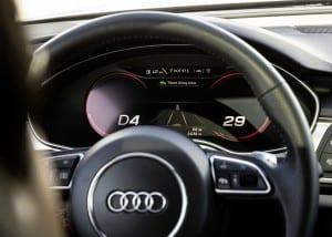 Audi Congestion Pilot www.e-motoring.com