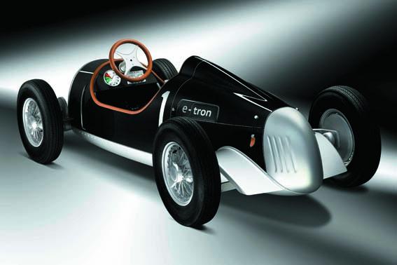 Dünyanın en küçük elektrikli otomobili!
