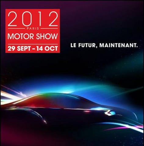 2012 Paris Otomobil Fuarı GALERİ