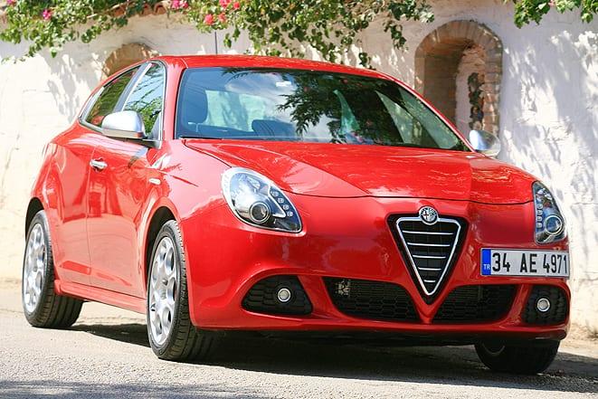 Alfa Romeo'ya uygun kredi fırsatı