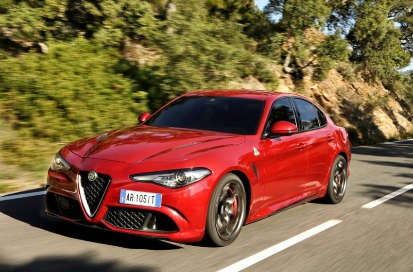 Alfa Romeo Giulia Türkiye'de