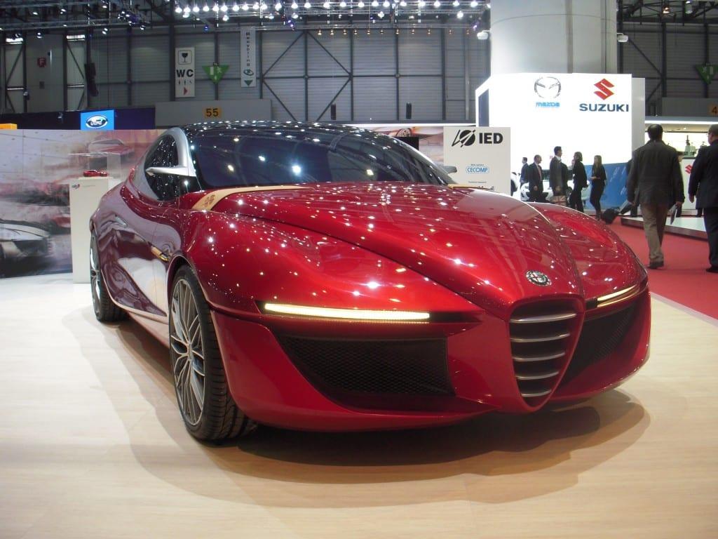 Alfa Romeo Gloria www.e-motoring.com