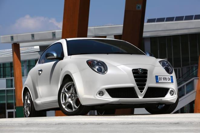 Alfa Romeo'ya krediyle ulaşın