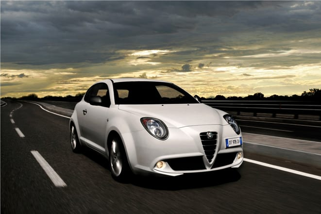 Cazip krediyle Alfa Romeo