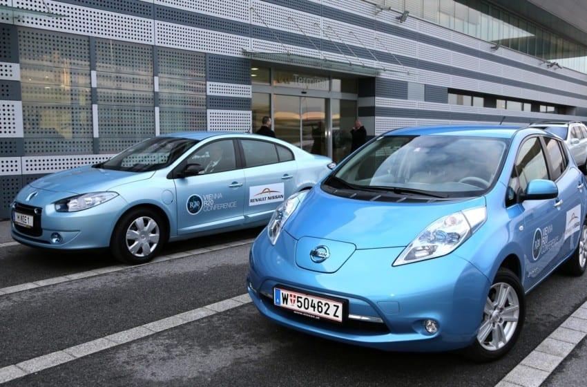 Renault ve Nissan, Alliance'ın 15. yılını kutluyor
