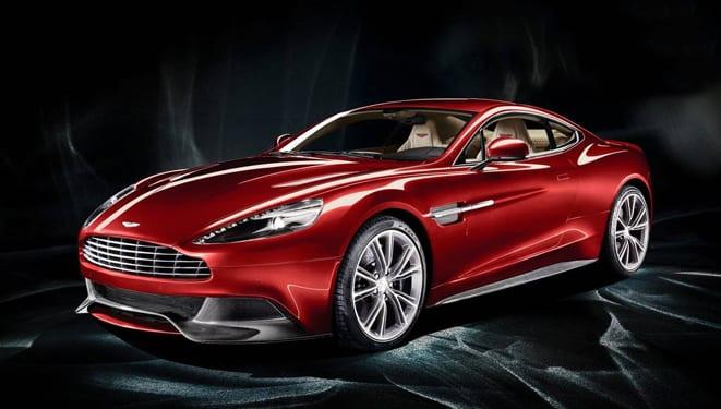 Aston Martin www.e-motoring.com