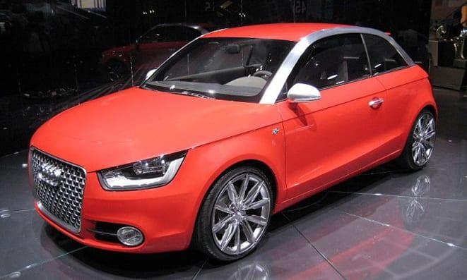 Ayda 499 TL'ye Audi A1
