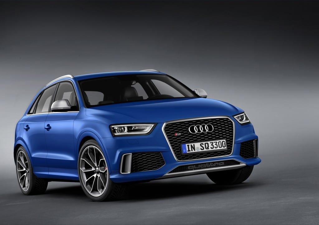 Audi RS Q3 www.e-motoring.com