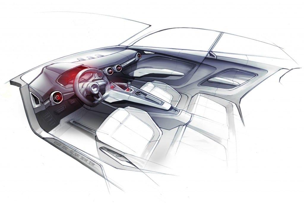 Audi Showcar Detroit 2014 www.e-motoring.com