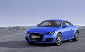 Audi TT Coupe www.e-motoring.com