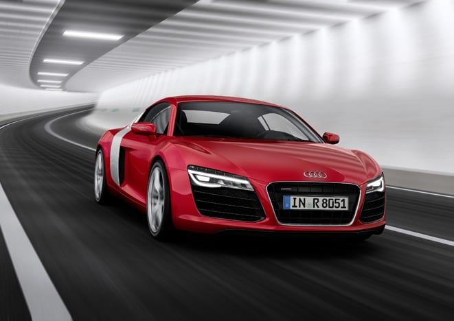 Audi R8 www.e-motoring.com