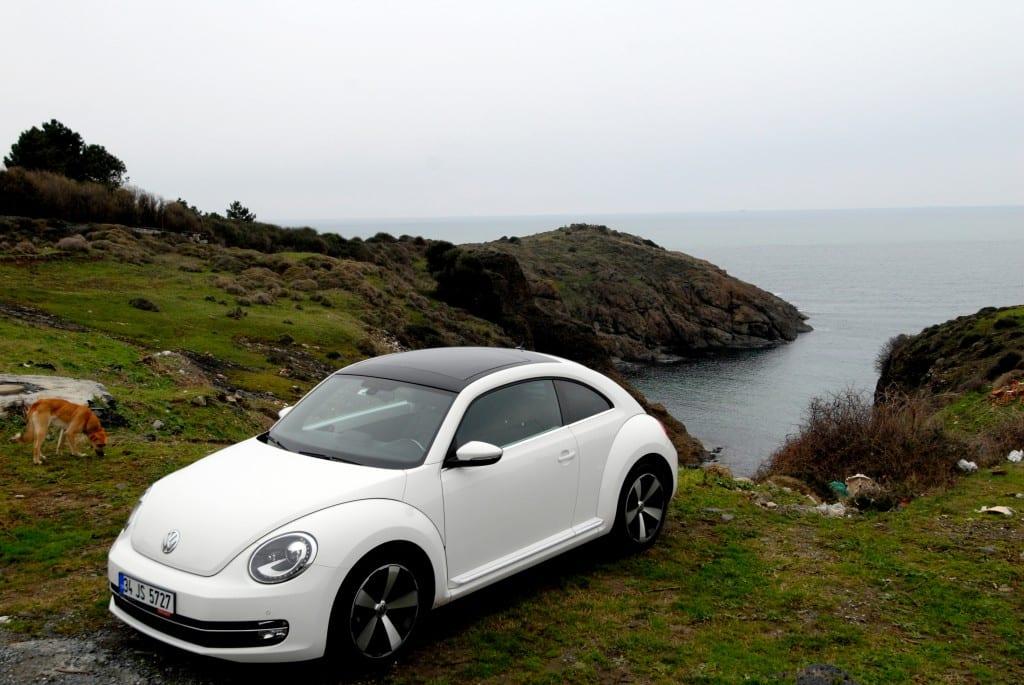 VW Beetle 1.2 DSG www.e-motoring.com
