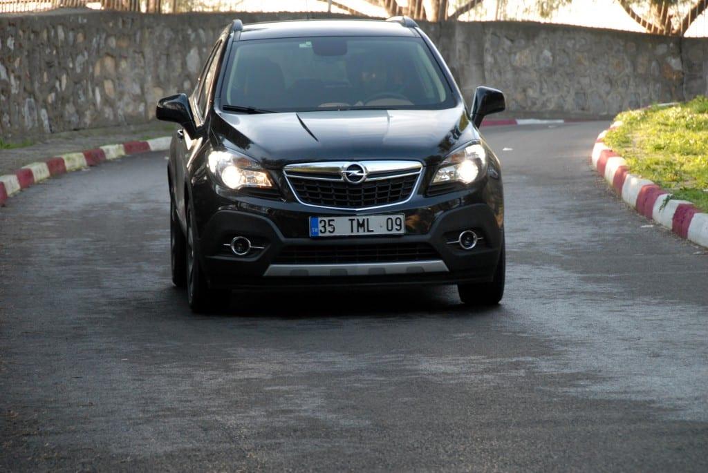 Opel Mokka www.e-motoring.com