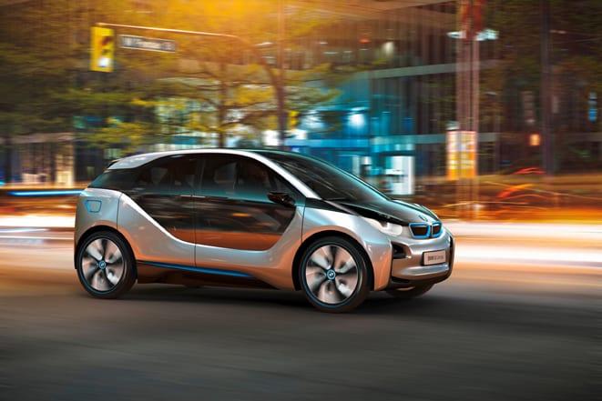BMW i3 Concept www.e-motoring.com