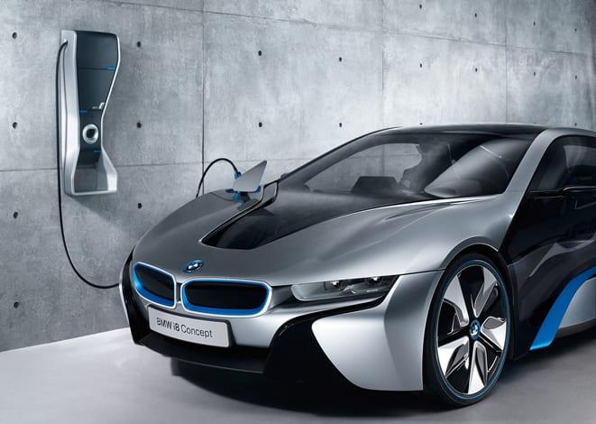 BMW i8 Konsept www.e-motoring.com