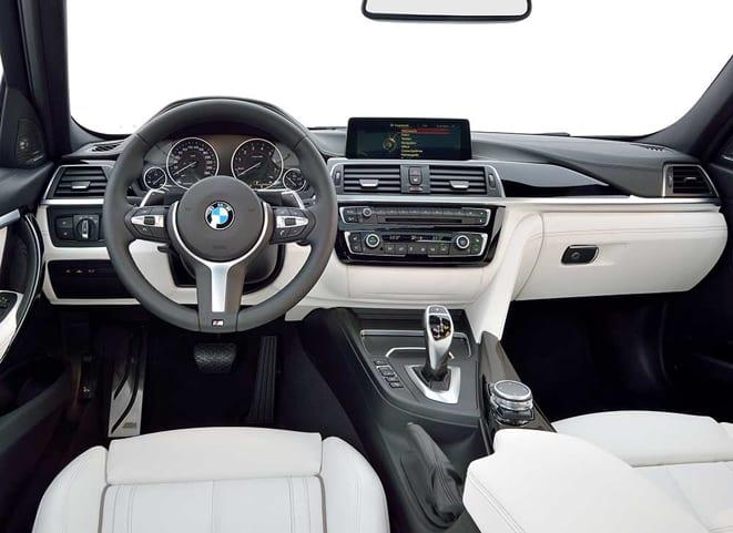 BMW 3 Serisi facelift