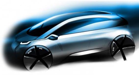 BMW i. Born Electric. The BMW i3 Concept & BMW i8 Concept
