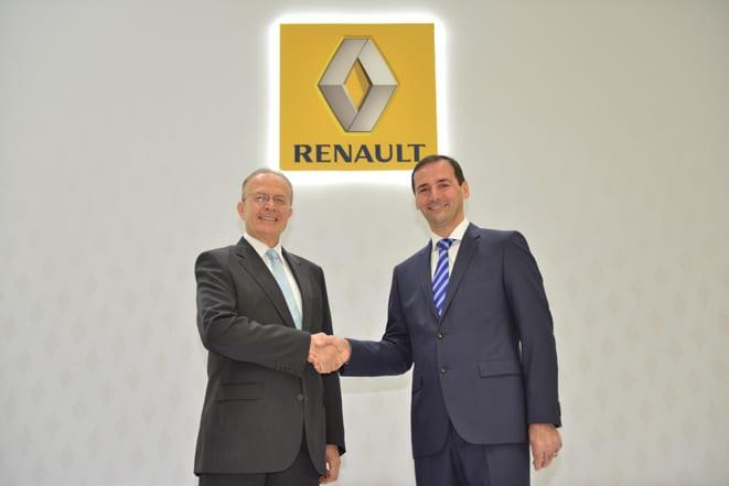 Renault için güzel bir yıldı