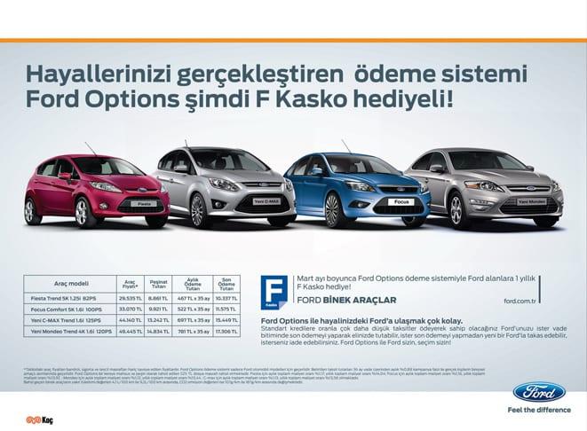Ford Otosan'dan cazip kampanya