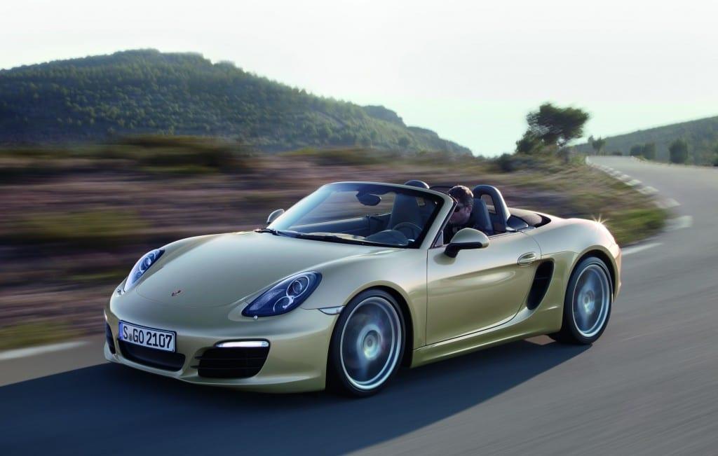 Porsche Boxster S www.e-motoring.com