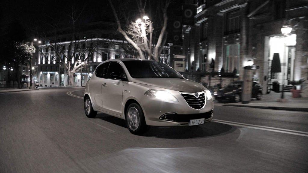 Lancia Ypsilon www.e-motoring.com