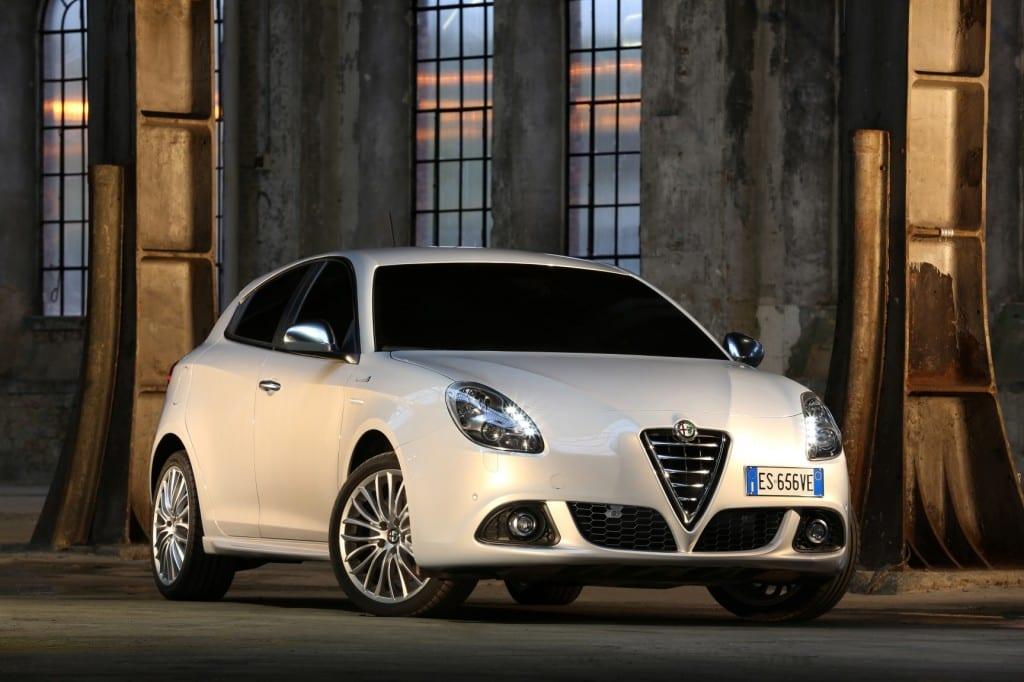Alfa Romeo Giulietta www.e-motoring.com
