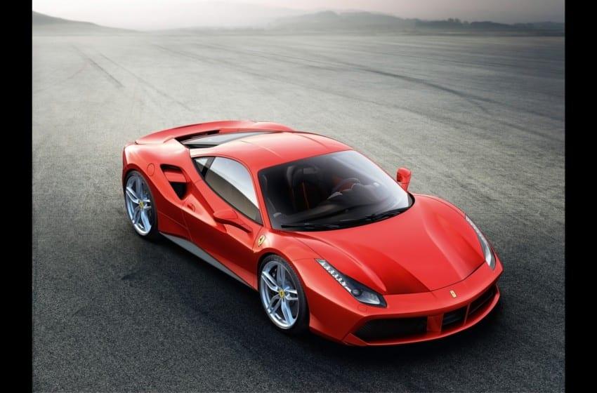 Ferrari 488 GTB geliyor