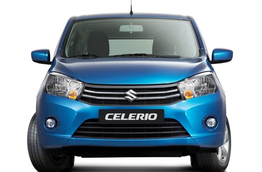 Suzuki Celerio ile iddialı