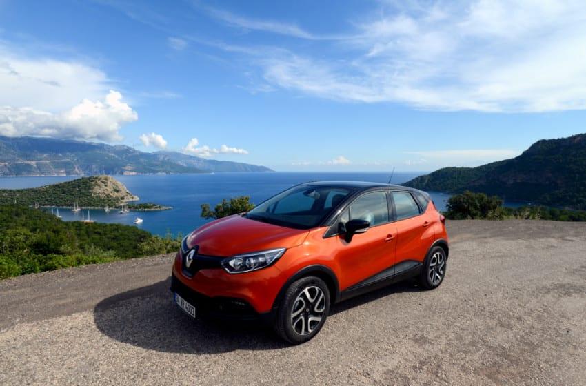 Renault Captur satışa sunuldu