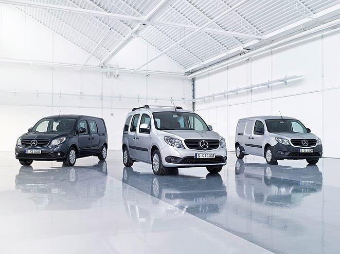 Mercedes-Benz Citan yıl sonunda Türkiye'de