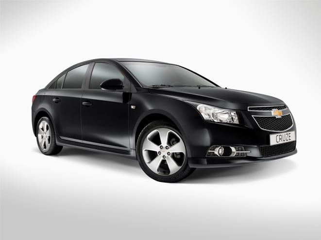 Chevrolet'lere cazip kampanya