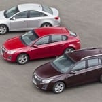 Chevrolet Cruze www.i-motoring.com