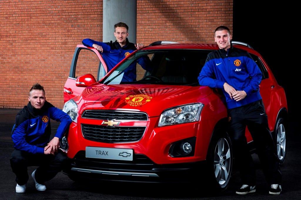 Chevrolet_Man_United_Trax www.e-motoring.com