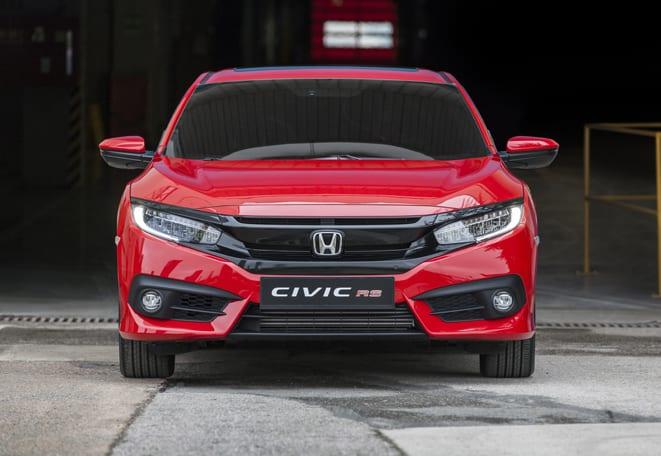 Civic RS satışa sunuluyor