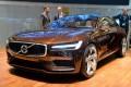 Volvo Concept Estate www.e-motoring.com