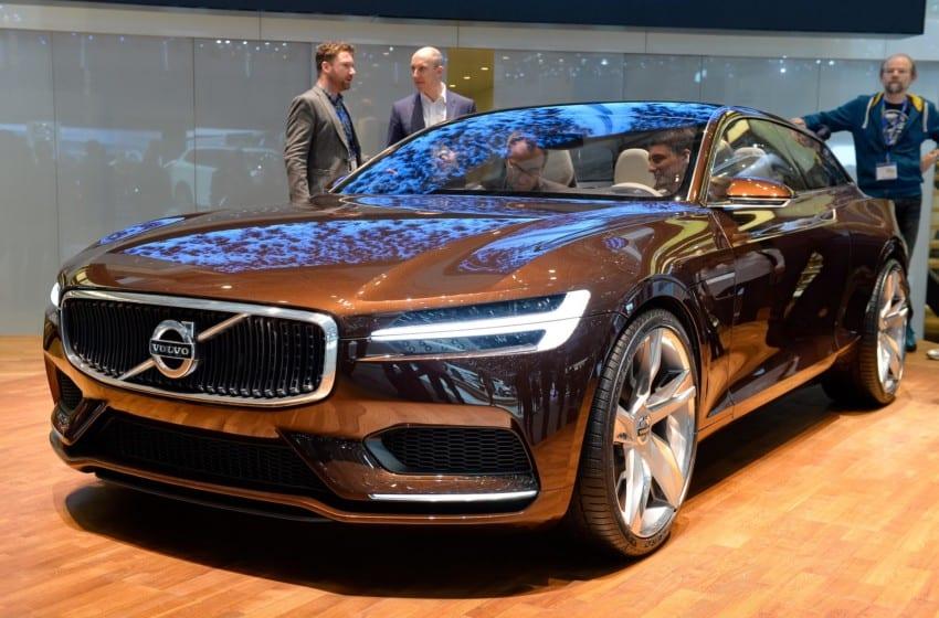 Volvo'nun gelecek çizgisi: Concept Estate
