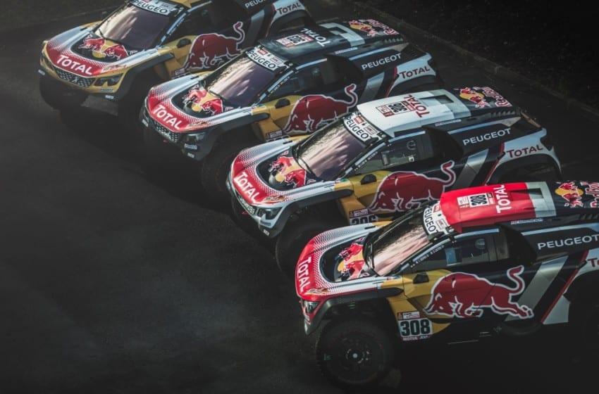 Team Peugeot Total yine zafer peşinde