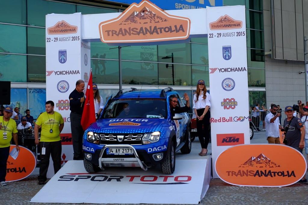 6. Transanatolia Rally Raid