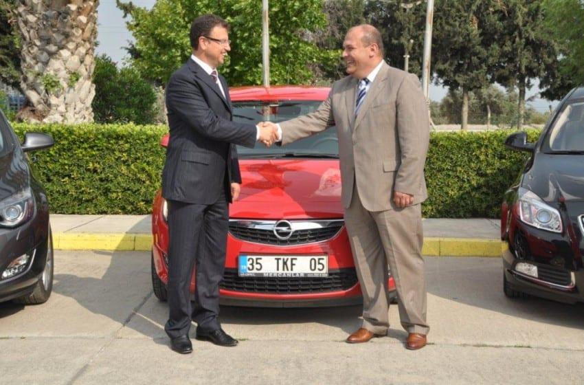 Petrol Ofisi'nin tercihi Opel