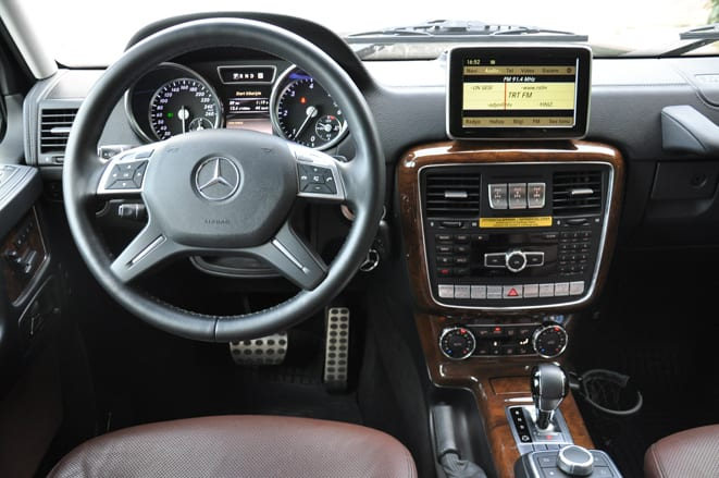 Mercedes-Benz G350 Bluetec SW Long