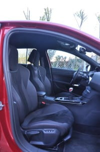 Peugeot 308 GTI THP 1.6 by Peugeot Sport
